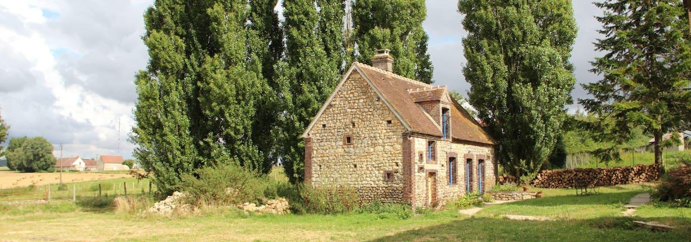 The Bakery - L'Auberdiere - Saint-Victor-de-Buthon - Casa