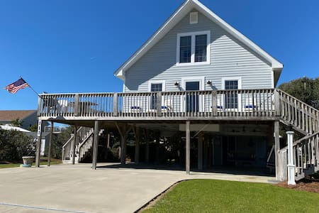 EI Beach House, Emerald Isle, NC
