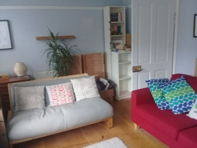 Lovely room in Ex-warner, Lloyd Park Walthamstow - Lontoo - Huoneisto