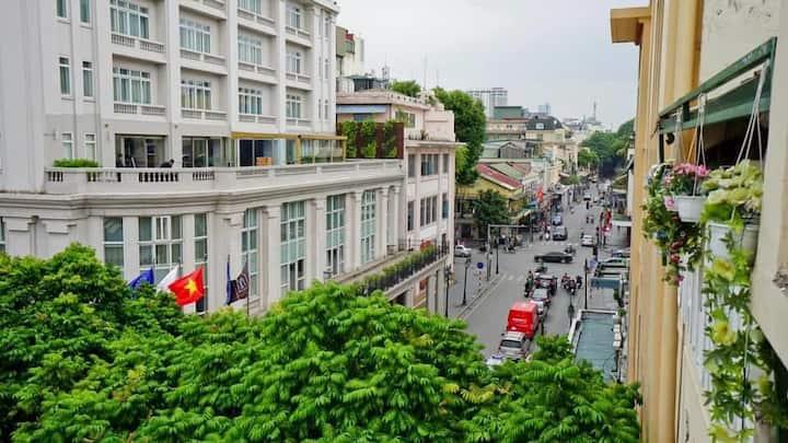 Caocao Hanoi - 20 Trangtien