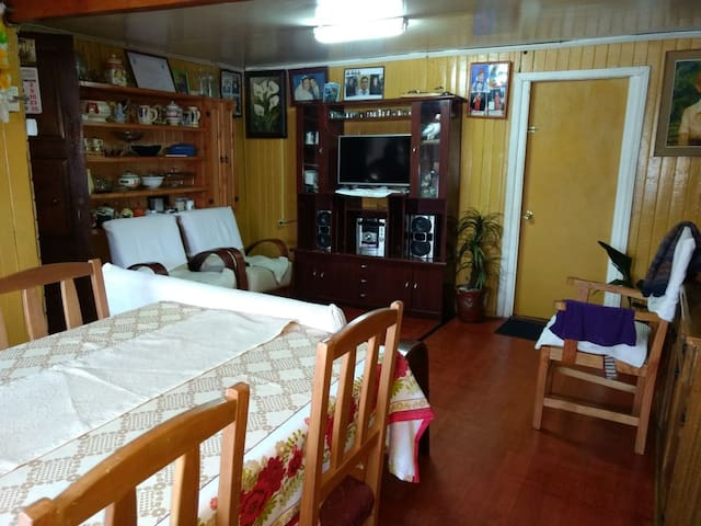 Habitaciones a pasos del centro de Temuco