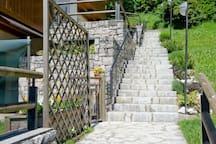 The access ramp
