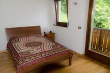 Room #2 - Double bed