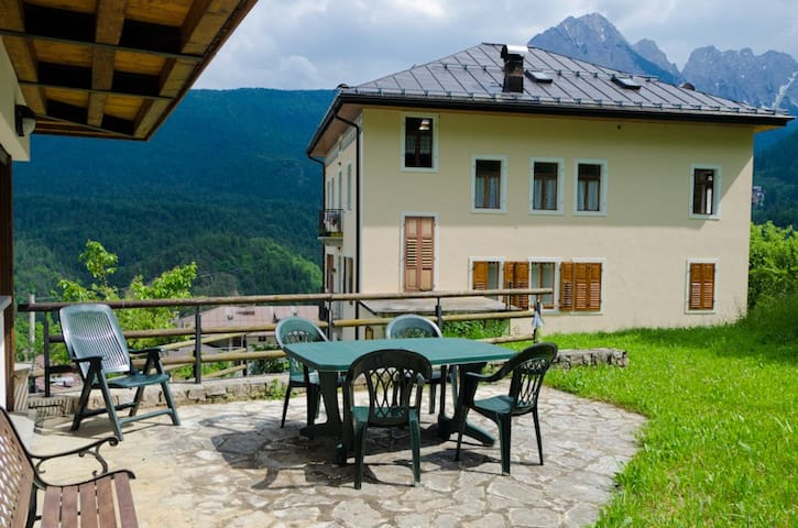 Large comfy house in the Dolomites - Venas