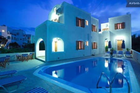 Kelenis Apartments Santorini OFFER - Karterados