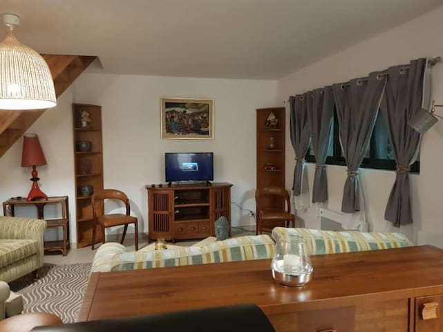 APPART 70m2 (1BIS) - (4 PERS) 40€/NUIT(1PERSONNE)