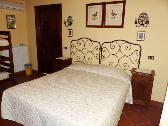 There is delightful B&B in Otricoli - Otricoli - Bed & Breakfast