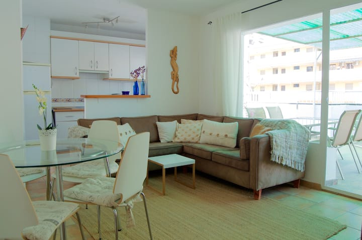 Penthouse in the center of Fuengirola