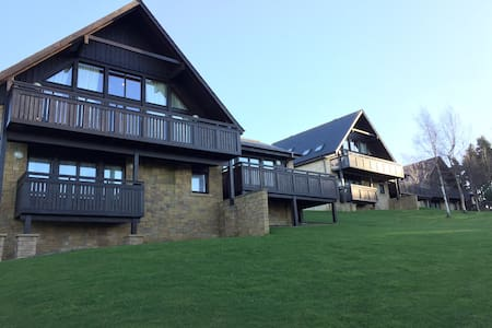 3 Bed Premier Lodge at Slaley Hall - Slaley - Chalet