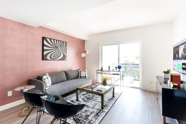 Stylish Home in Downtown San Jose, 2BR by TRIBE