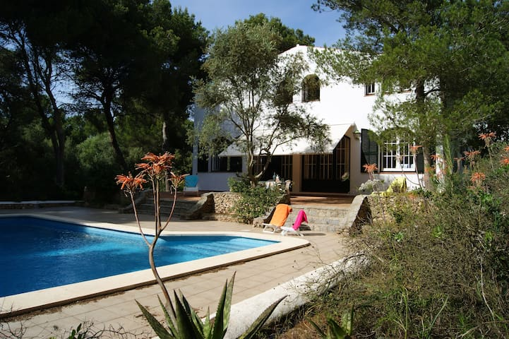 Big beautiful Villa with pool - Son Parc - Villa
