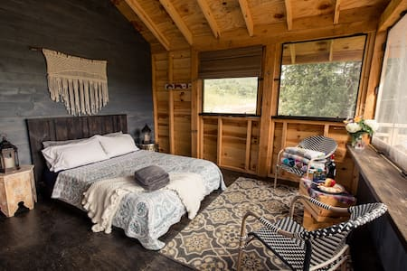 River Perch Glamping at Paint Rock Farm # 5