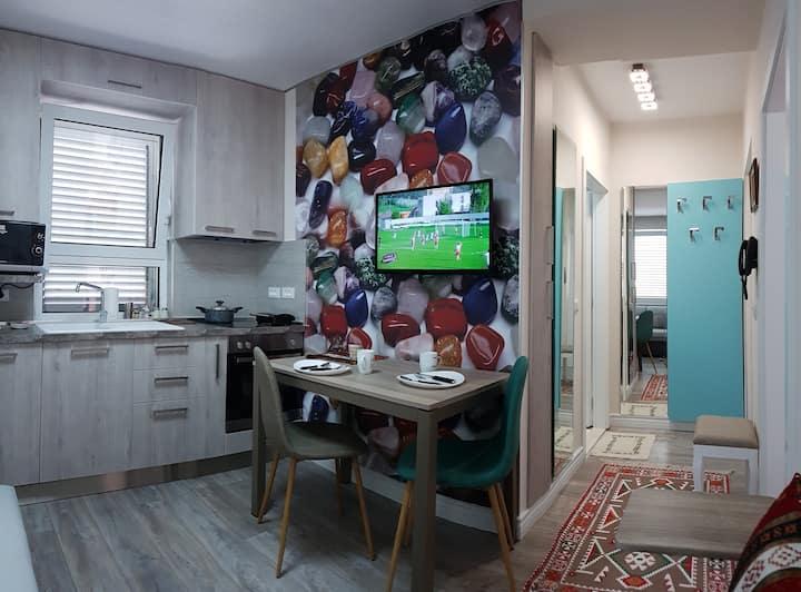Absolute Blloku  Apartment