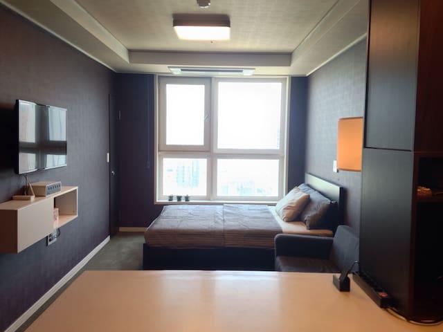 Standard room (Haeundae) - 부산광역시 - Appartement