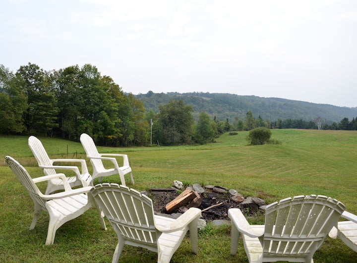 Big Beautiful Private Vermont Home
