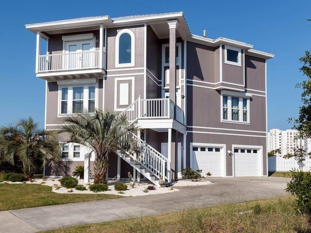 Latitude Adjustment-6bdrm home in Pensacola Beach - Pensacola - Casa