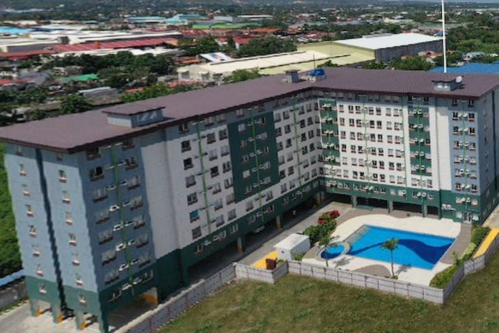 Fully Serviced Condo at Amaia Steps Mandaue - Cebu