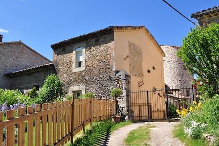 Gîte en Cévennes: Le Mas Fleuri - Bessèges - House