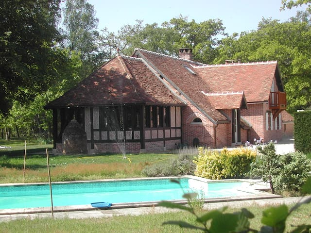 GITE de L'EPINETTE proche CHAMBORD - Dhuizon - Maison