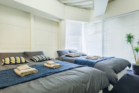 New Opne 50%OFF/ Roppongi/Tokyo Tower/Wifi/Max6 - Apartment