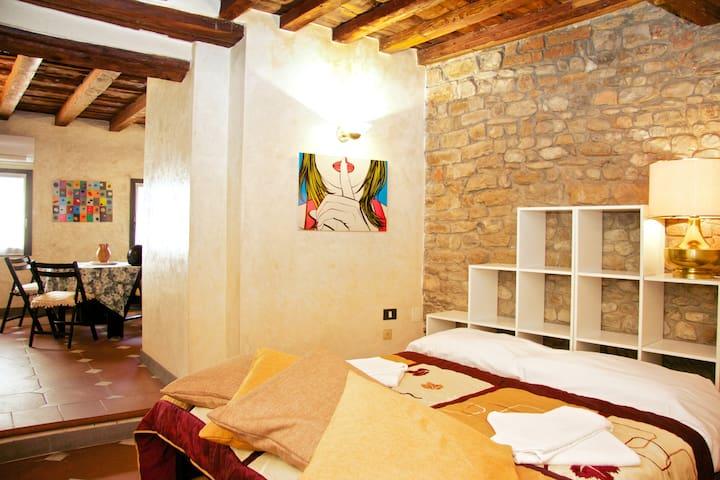 Beautiful apartment in Santa Croce - Florence - Apartment