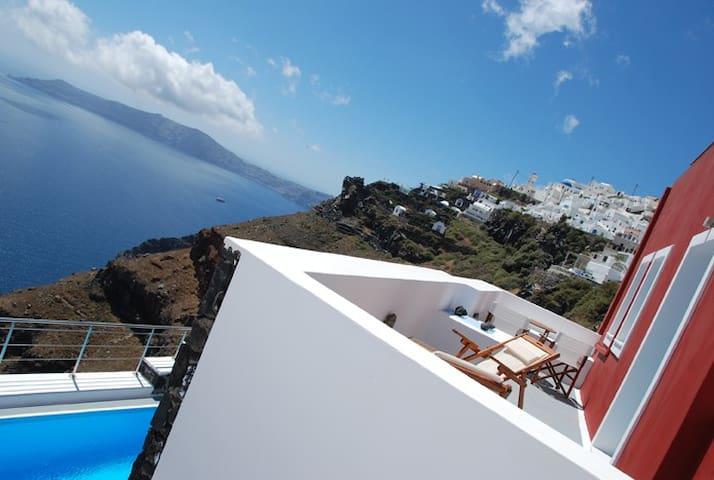 Santorini Hara's Houses - Studio 4 - Imerovigli - Casa