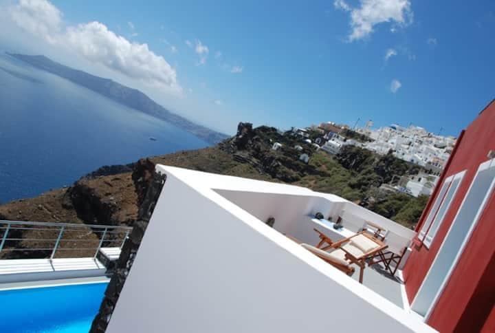 Santorini Hara's Houses - Studio 4