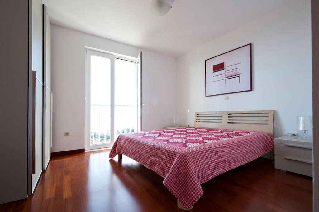 Ranieri apartment in Dubrovnik! Double bed room
