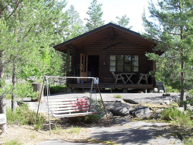 Hunters Cabin, in Degerby Inkoo - Inkoo