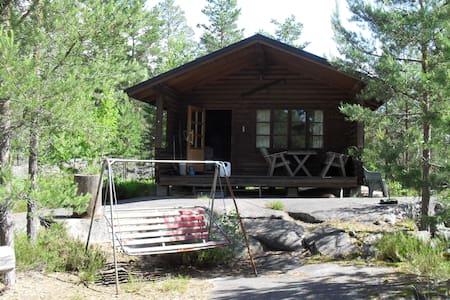 Hunters Cabin, in Degerby Inkoo - Inkoo - 小木屋