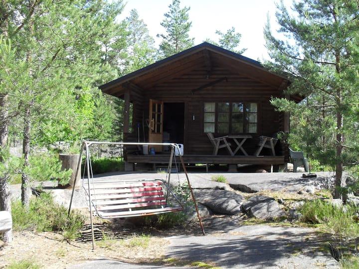Hunters Cabin, in Degerby Inkoo