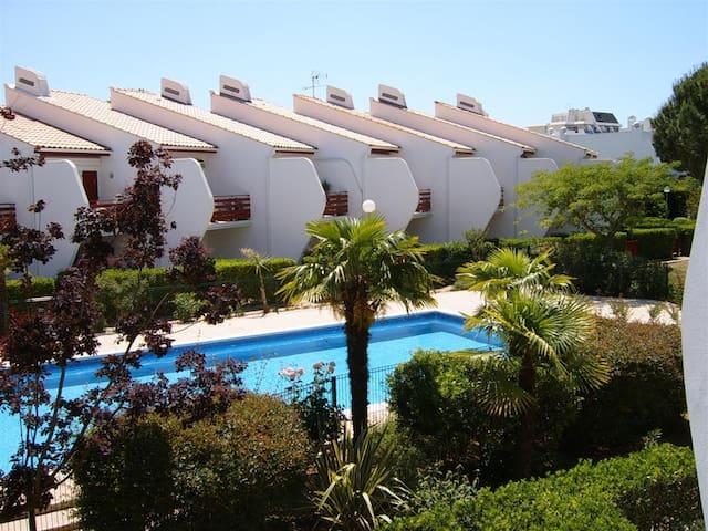 Holliday house with swimming pool - La Grande-Motte - Apto. en complejo residencial