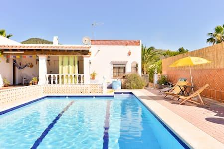 IbizaRoom1@Villa/Pool/Seaview/Beach - Ibiza - Haus