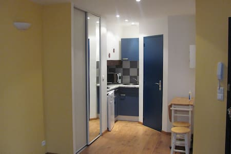 Studio cosy en cent. ville de RODEZ - Rodez