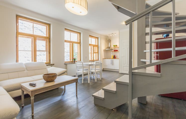 Quiet 2-Floor 2-Bedroom - Old Town - Tallin - Pis