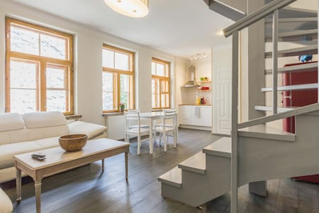 Fresh 2-Floor 2-Bedroom - Old Town - Tallinn