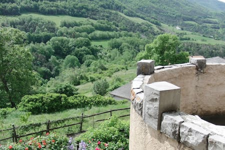 3 bedroom Village House, Avançon - Avançon - Dom
