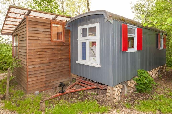 Pipowagen - Leerdam - Casa de campo