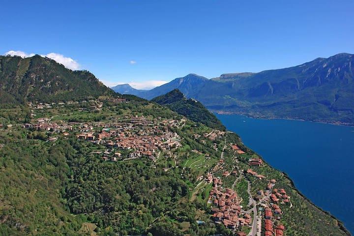 Villa delle Rose-Tignale-Gardasee - Tignale Gardola - Flat