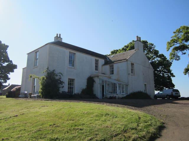 Farm house b&b outside Haddington - Haddington  - Pousada