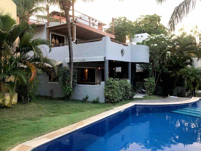 "Paraiso Tropical- ""Casa 'Ohana Pipa""-Praia da Pipa"