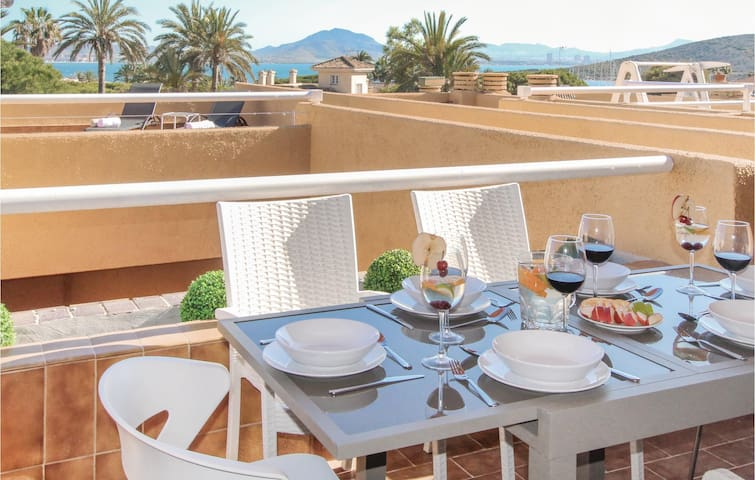 Semi-Detached with 3 bedrooms on 99m² in La Manga del Mar Menor