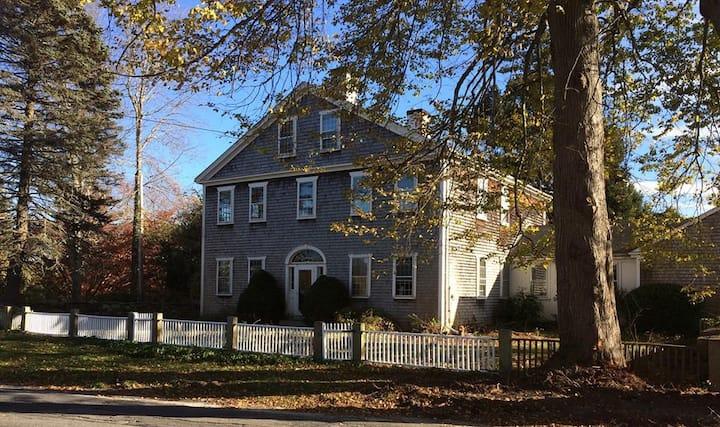 Historic Samuel Church Estate by Sakonnet Farm
