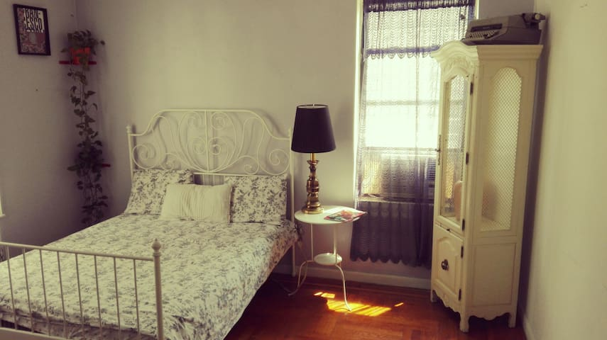 Charming XL Room in Upper Manhattan