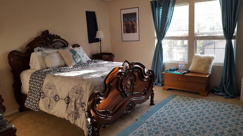 Casa de Jacobs - Master Suite