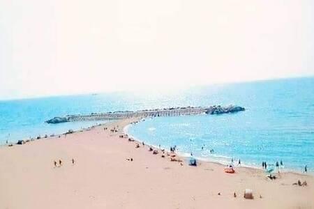 Calme et sérénité près de la plage