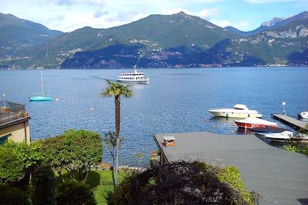 Apt casa Margherita in riva al lago