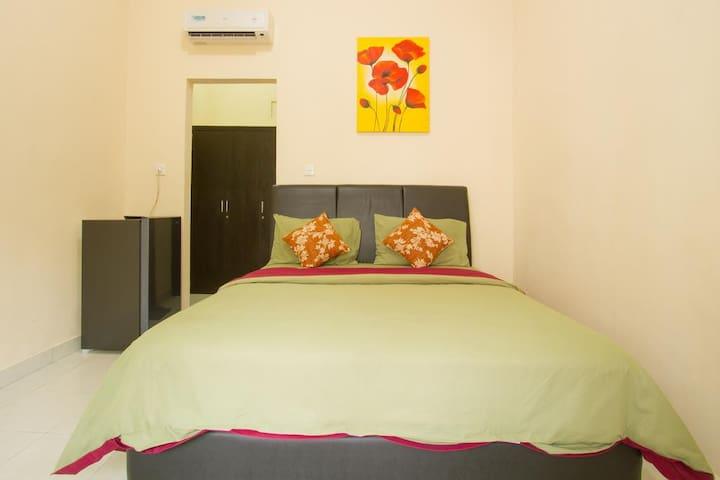 standard room in the heart of Seminyak