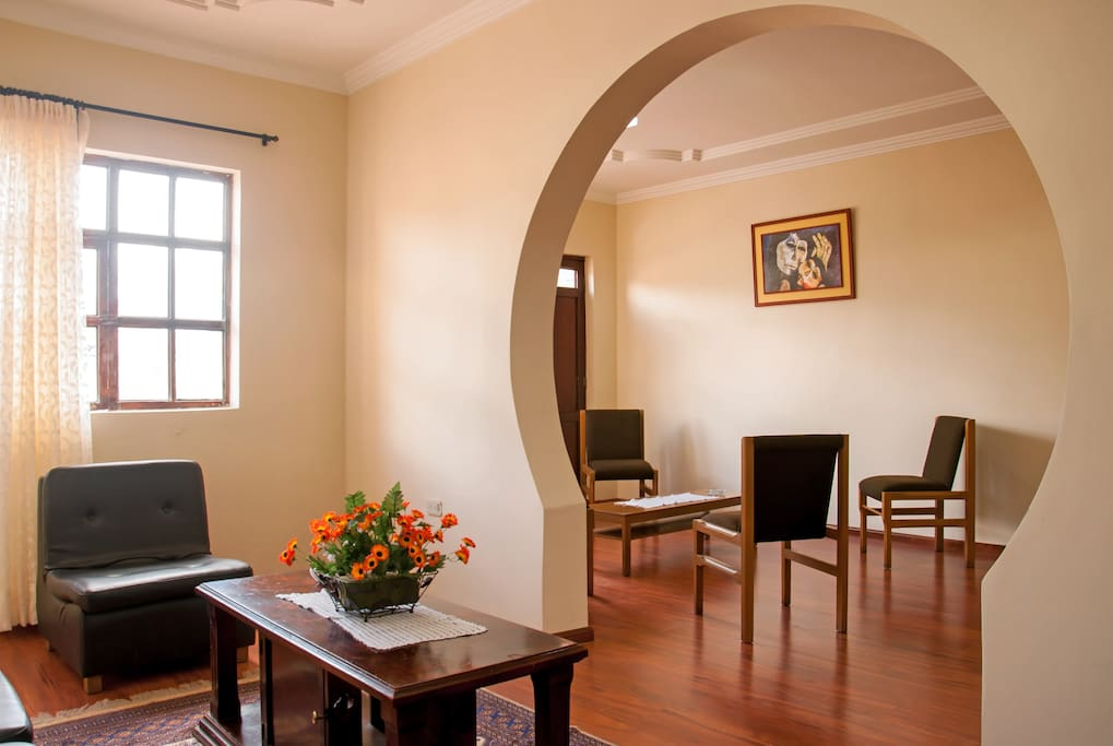 Furnished House/Apt in Cuenca 2ndFL