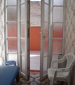 Flat for two & Large sunny terrace - Faro - Apartemen